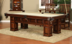Visalia Pool Table Installations image